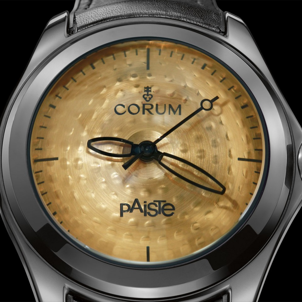 Corum Bubble Paiste