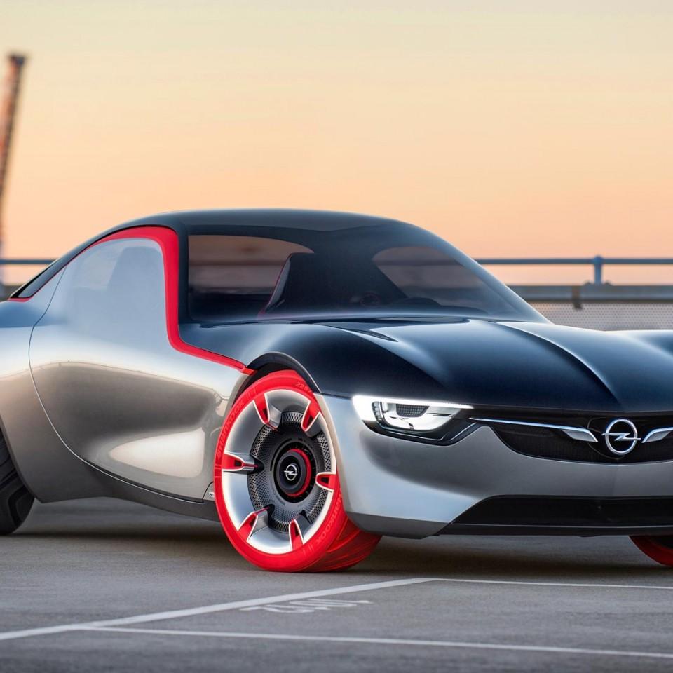 Opel GT Concept: