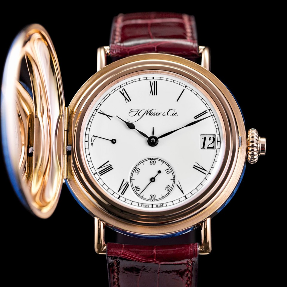 H. Moser & Cie. - Perpetual Calendar Heritage Limited Edition