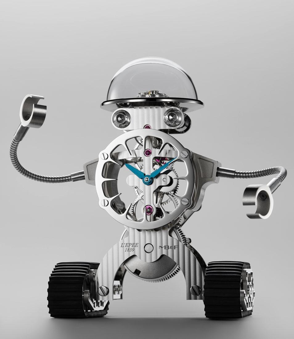 MB&F Sherman clock