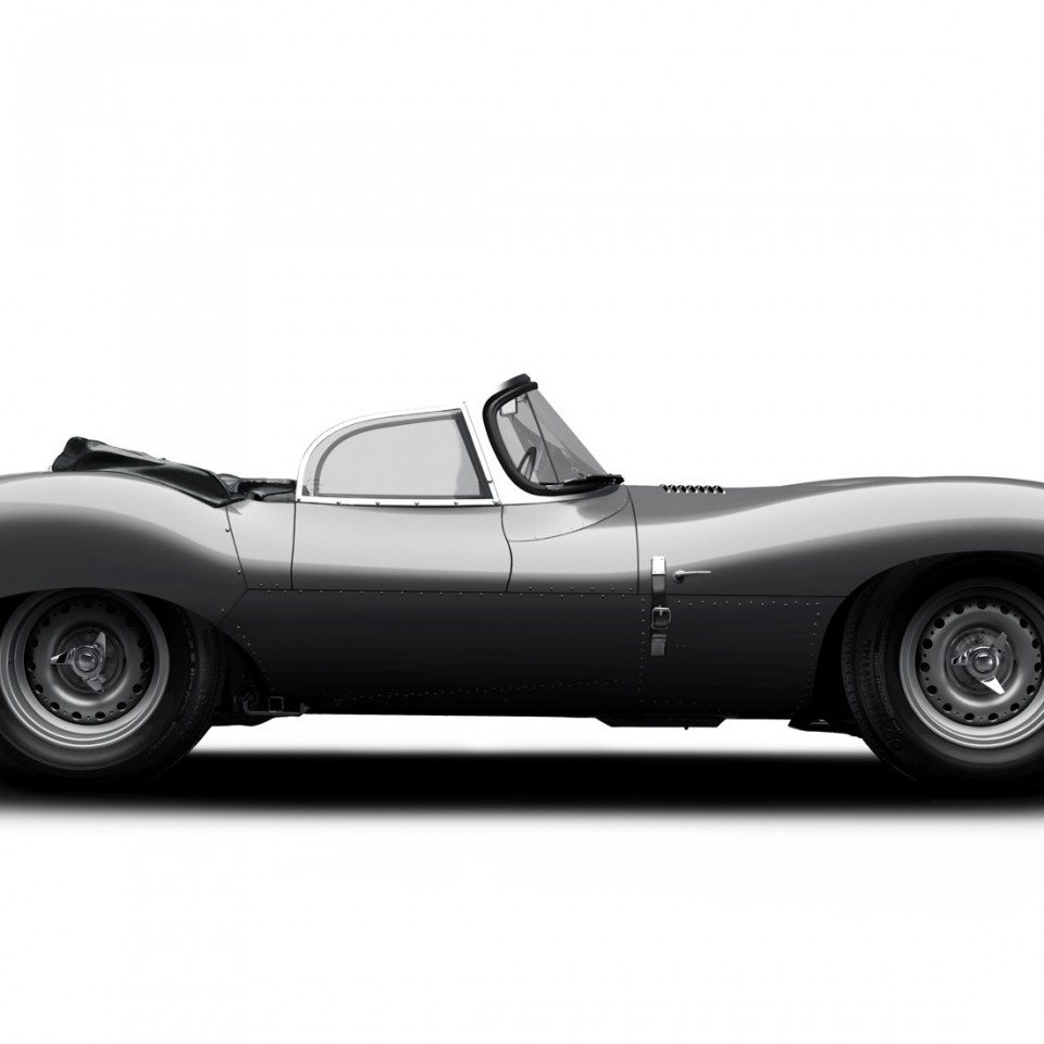 Jaguar new XKSS