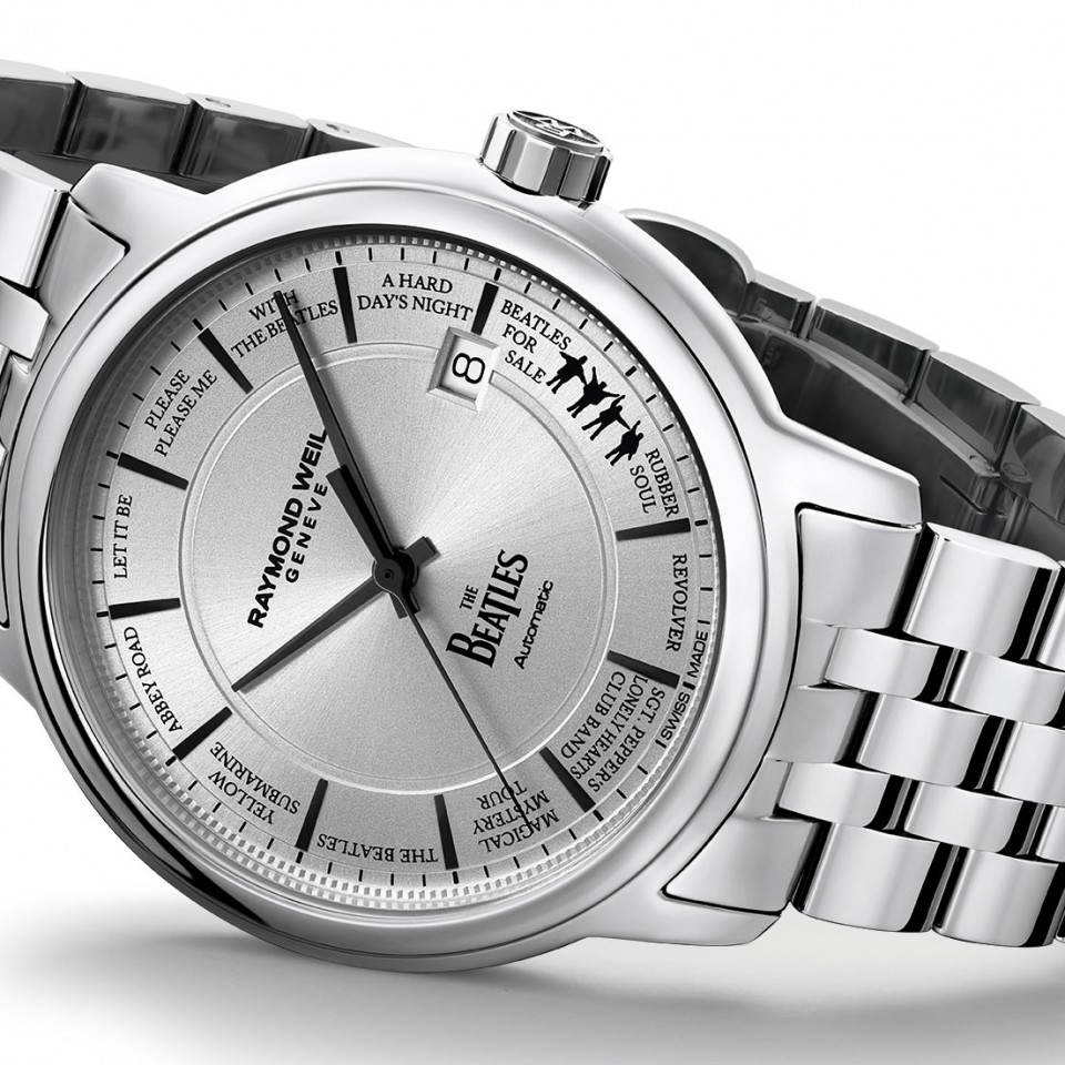 Raymond Weil Maestro Beatles Limited Edition